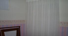 Cortina Argola no Bastão
