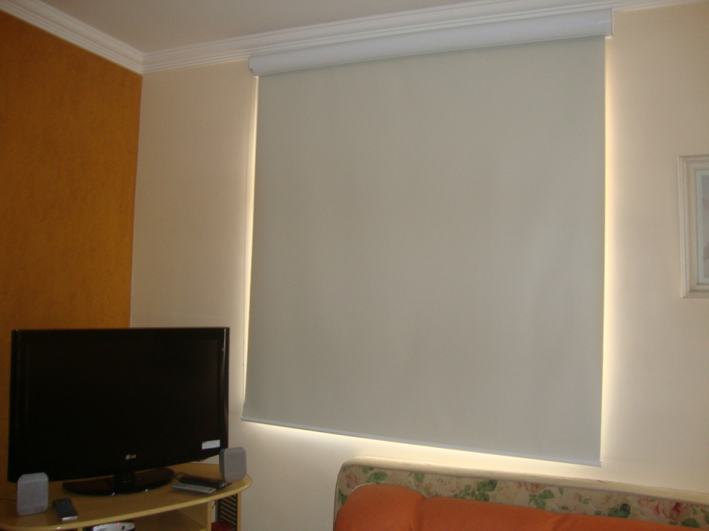Home cia das cortinas - Persianas roller ...